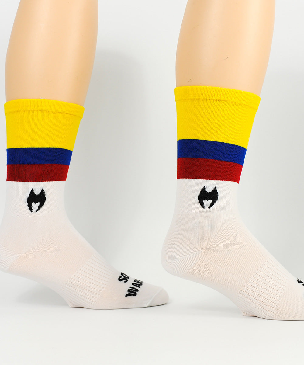 2020 Colombian Collection Cycling Socks by Suarez
