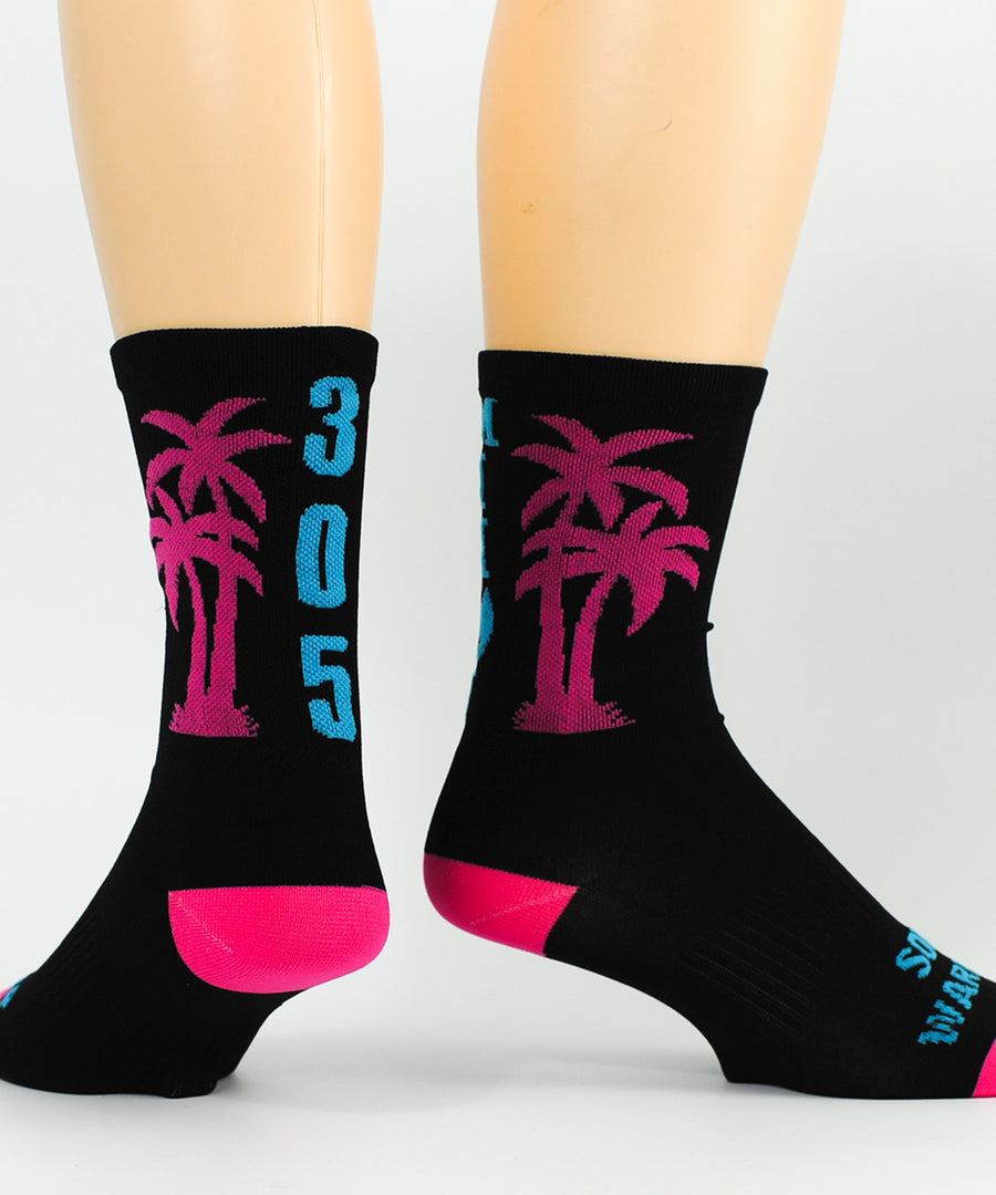 305 Miami Heat black