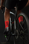 WARRIOR LET'S RIDE Men's and Women's Compression Cycling Socks