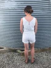 Load image into Gallery viewer, Ava Striped Romper