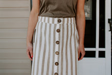 Load image into Gallery viewer, Isla Midi Skirt