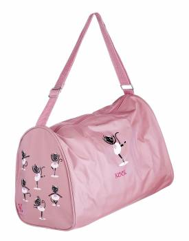 Katz Shoulder Bag-Pink