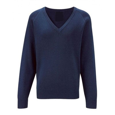 Cotton Boys V-Neck Sweater