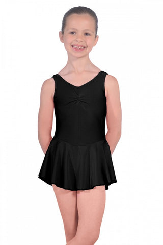 Roch Valley Sleeveless Leotard with Skirt