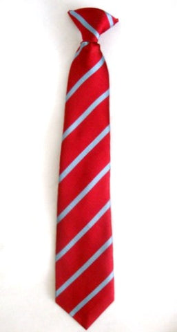 Caerleon Clip On Tie