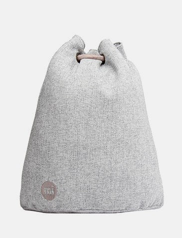 Crepe Grey Swing Bag