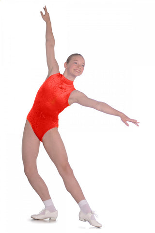 Dee Leotard-Red