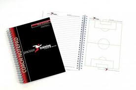 Coaches Notepad-Football
