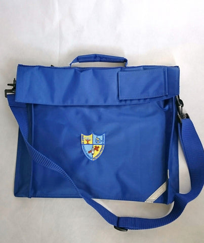 St Michaels Deluxe Book Bag