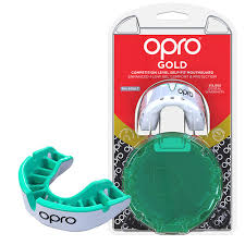 Opro Mouthguard-Ortho Gold