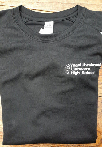 Llanwern High School PE T-Shirts