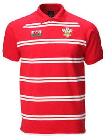 Wales Contrast Polo Shirt