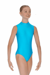 Roch Valley Sleeveless High Neck Leotard