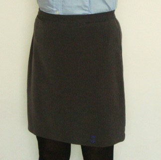 St Josephs Straight Skirt