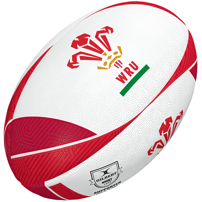 Wales Supporters Rugby Ball