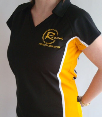 Risca Girls Polo