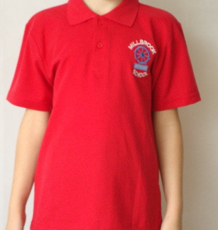 Millbrook Polo Red