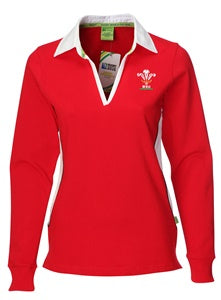 WRU Ladies Long Sleeve