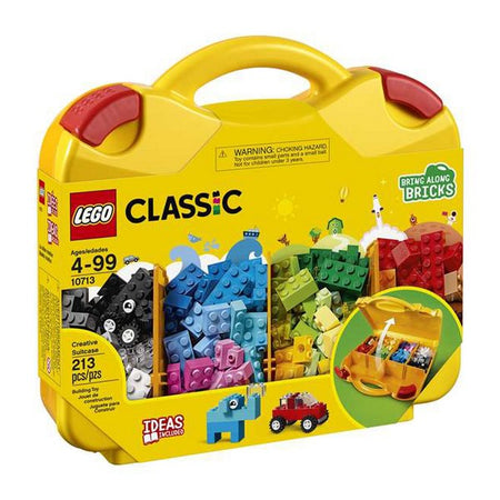 Playset Classic Creative Briefcase Lego (213 pcs)