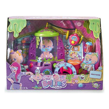 Playset Virus Tester The Bellies Famosa
