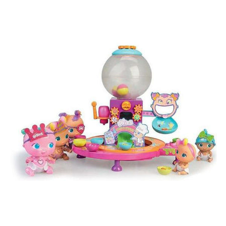 Playset Bellies Ball Appetite Famosa