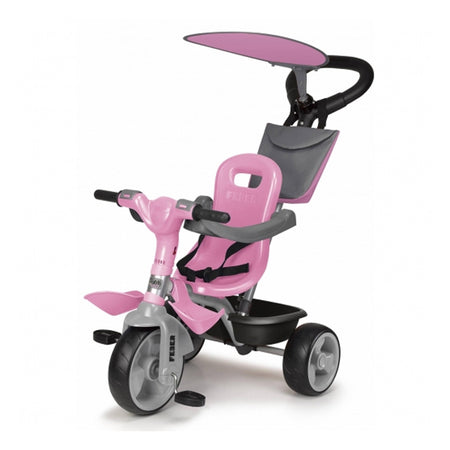 Tricycle Feber Baby Plus Music Rose