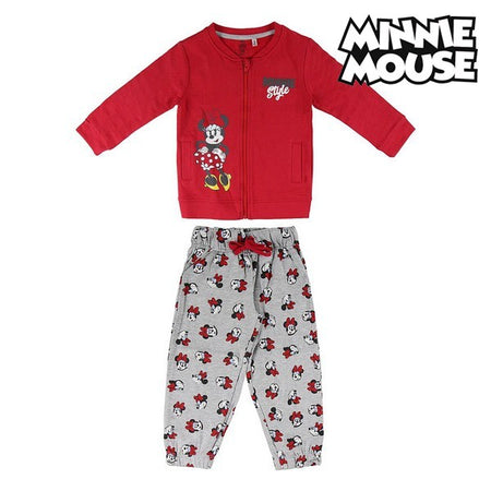 Survêtement Enfant Minnie Mouse 74789 Rouge