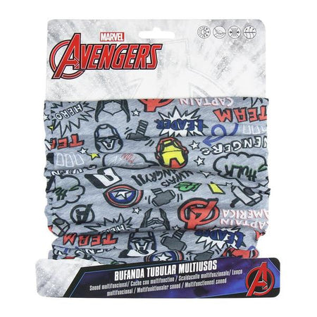 Snood polaire The Avengers Gris