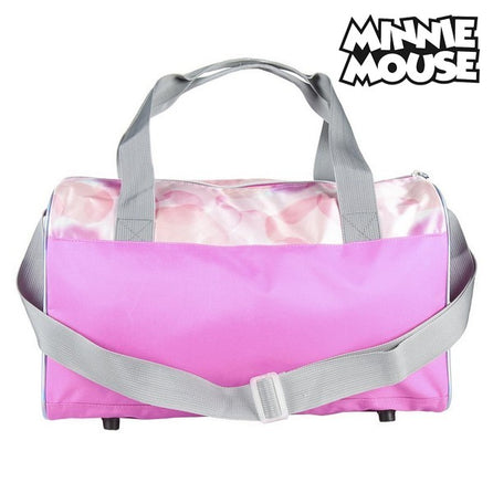 Sac de sport Minnie Mouse Rose