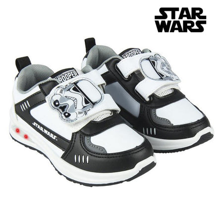 Baskets LED Star Wars Blanc