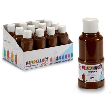 Gouache 120 ml Marron
