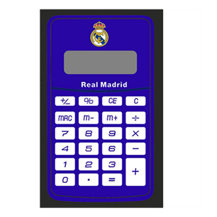 Calculatrice Real Madrid C.F. Bleu Blanc