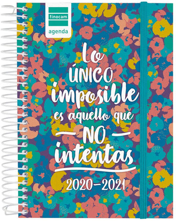 Agenda 2020-2021 (12 x 16,4 cm) (Refurbished B)