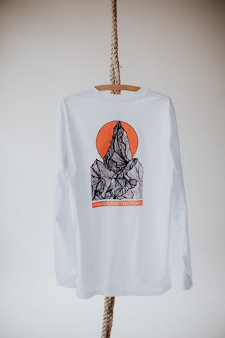 "LONGSLEEVE ""THE RISE"" by Zoe"