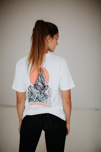 "SHIRT  ""THE RISE"" by Zoe"