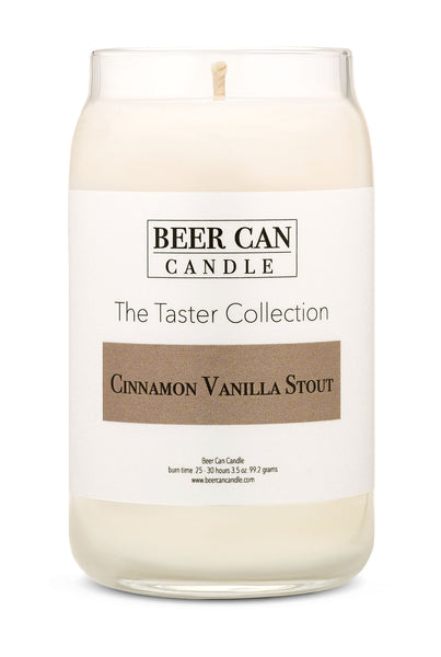 New Mini Taster Collection Soy Candle Cinnamon Vanilla