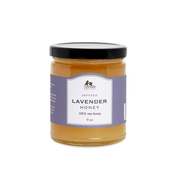 Organic Honey- Lavender Infused