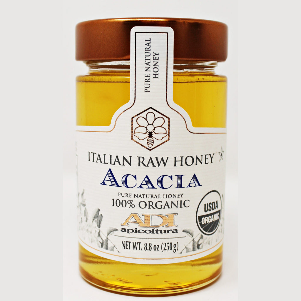 Organic Honey- Italian Raw Acacia