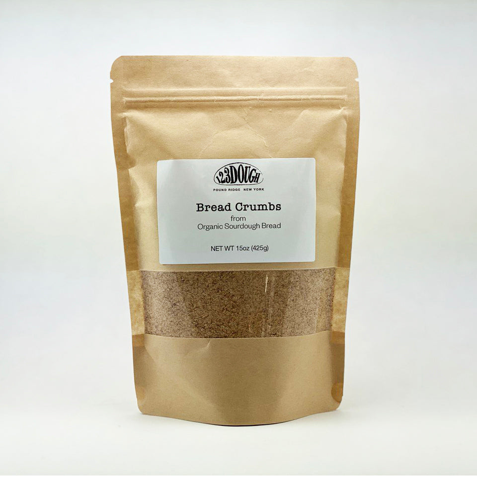 Organic Sourdough Bread Crumbs