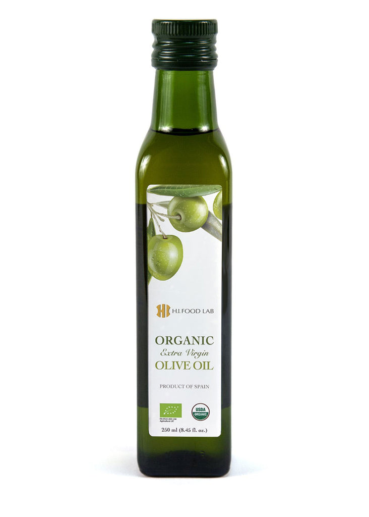 Organic Extra Virgin Olive Oil-250ml