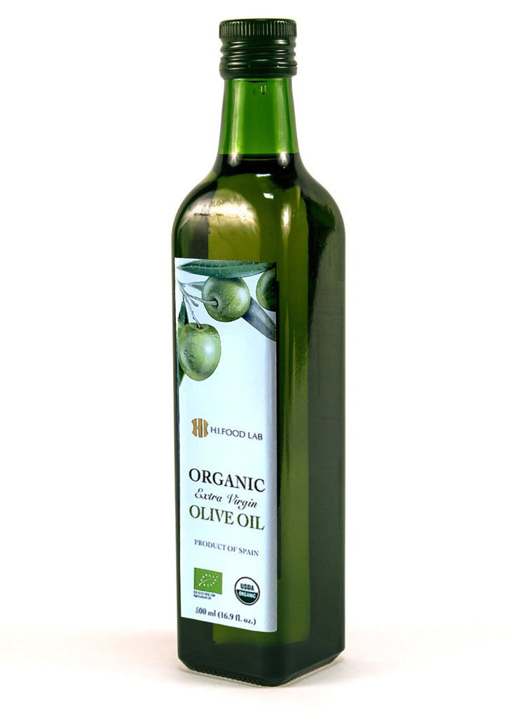 Organic Extra Virgin Olive Oil-500ml