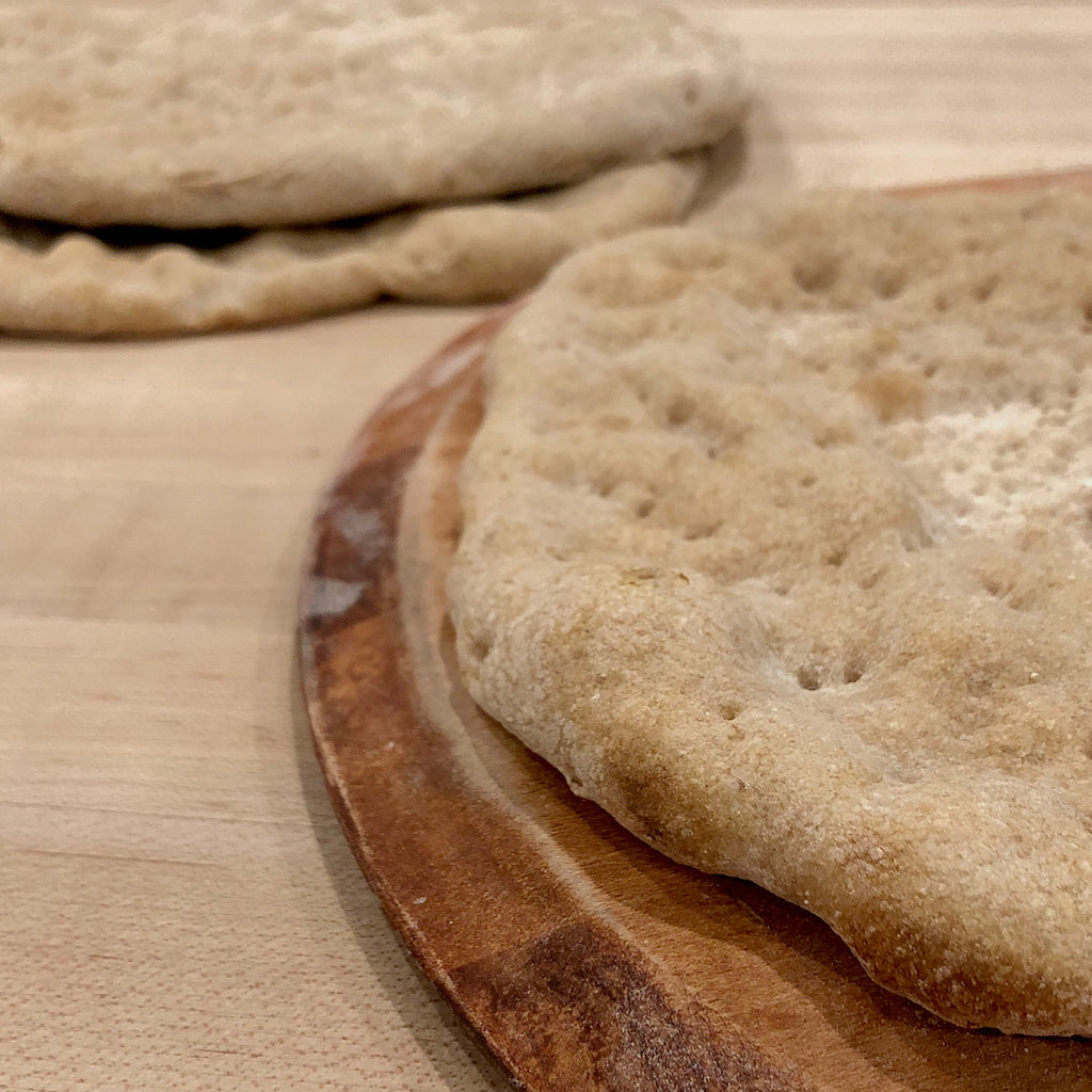 Organic Sourdough Pizza Crust