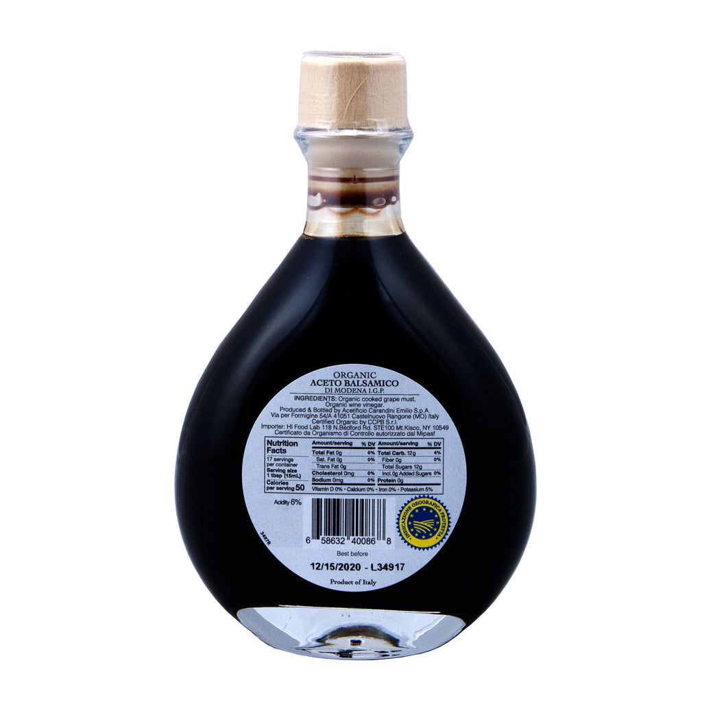 Organic Balsamic Vinegar-250ml