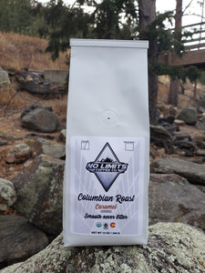 12oz - Caramel Colombian Roast 100% Certified FTO Colombia Sierra Nevada