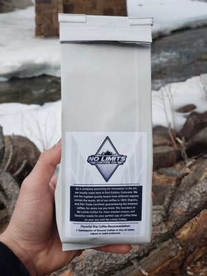 12-oz Colombian Roast-100% Certified FTO Colombia Sierra Nevada