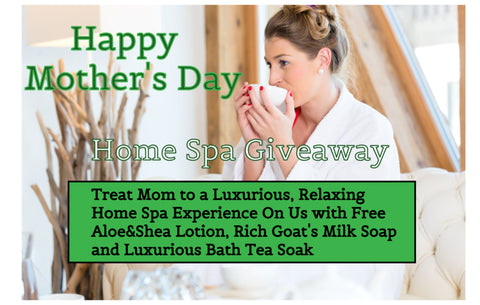 Mother's Day Free Giveaway