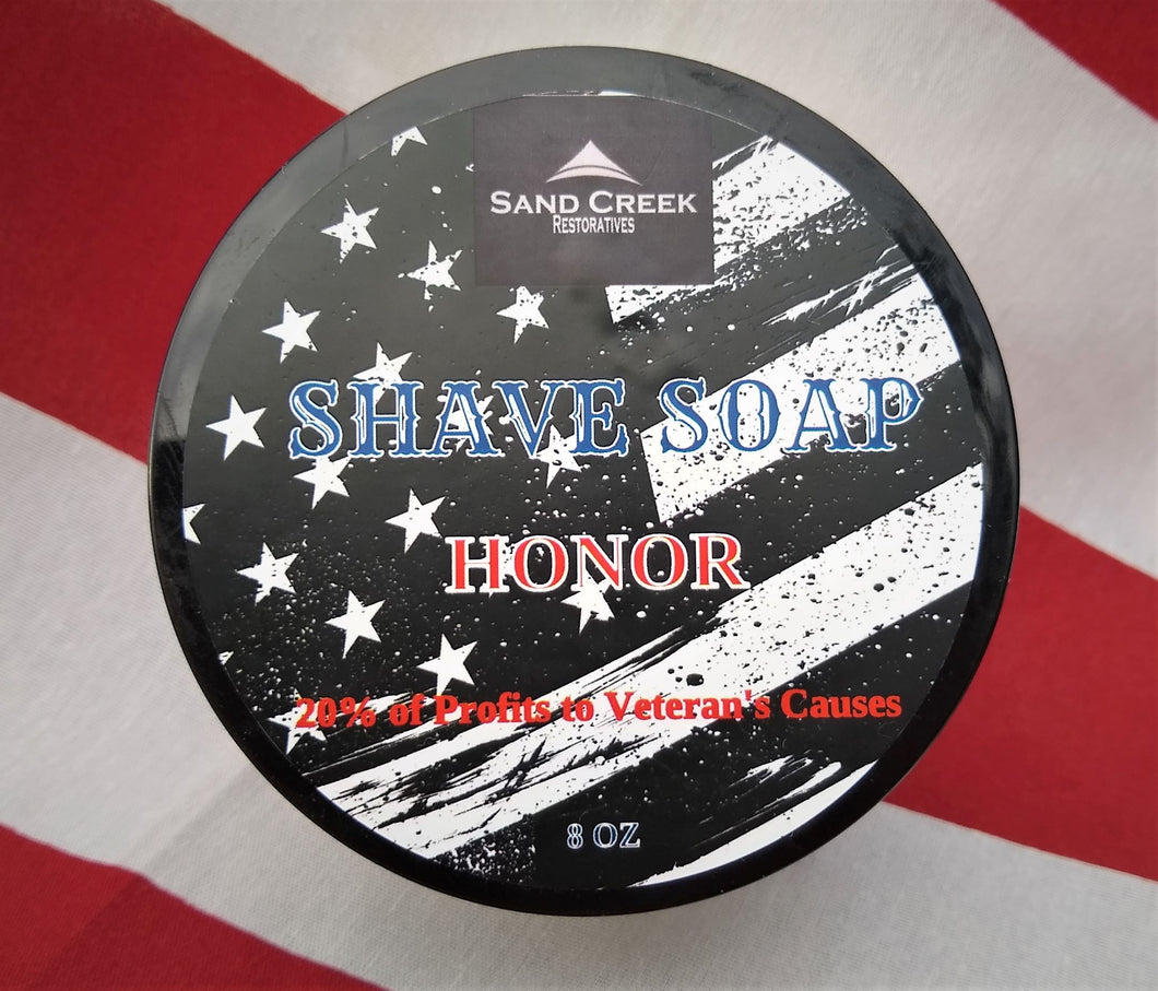 Honor Shave Soap