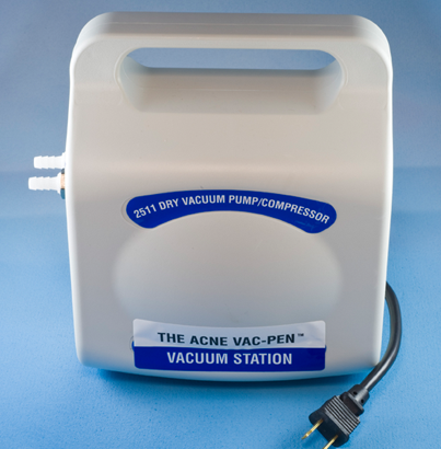 Acne-Vac Pump