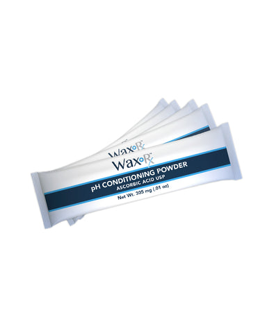 Wax-Rx pH Conditioning Ear Wash Powder