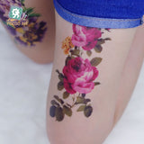 Rocooart QC678-698 women makeup tatuajes tattoo